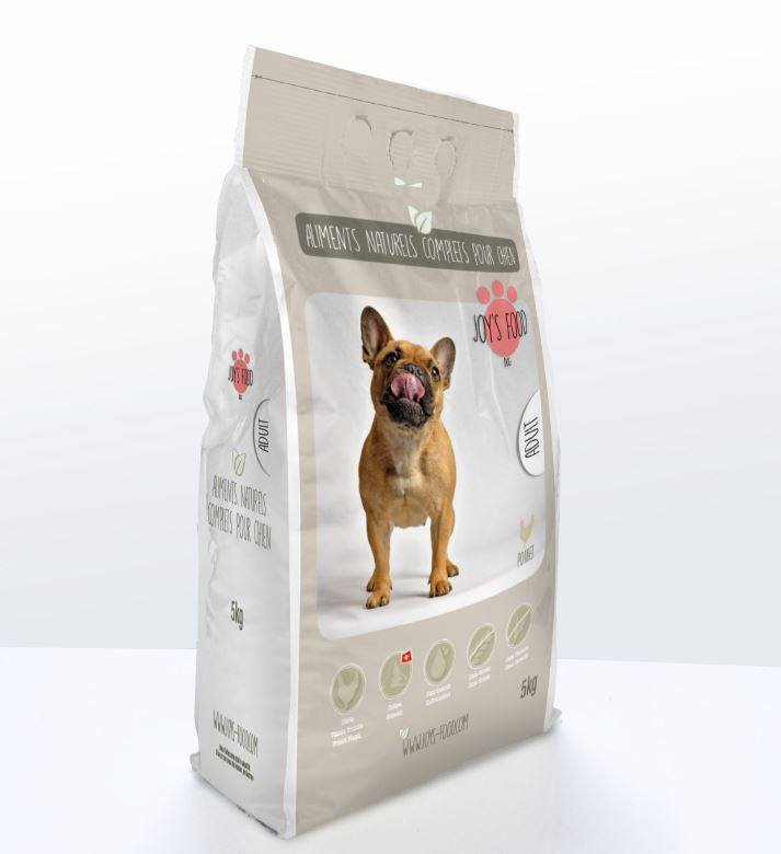 Croquettes chiens sans céréales